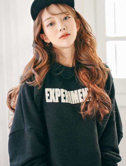 Hair extensions) Glam Wave 1 pcs(Lex Fiber)