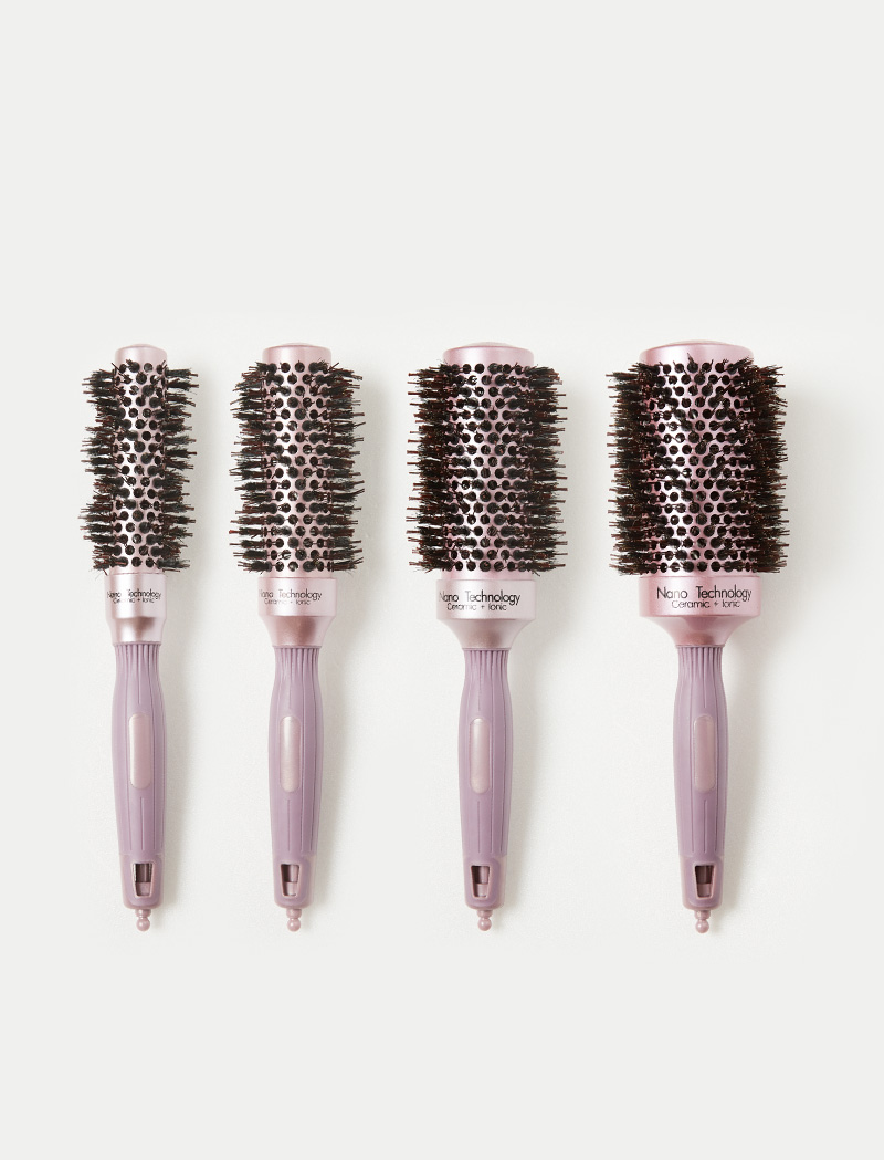[Pinkgoods] Volume hair Roll Brush
